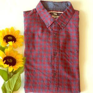 Tommy Hilfiger custom fit buttondown,  L